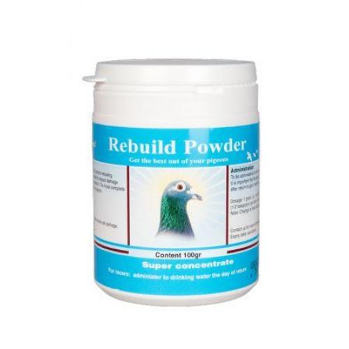REBUILD POWDER™ 100g By Pigeon Vitality