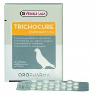 Versele Laga Tricho Cure 40 tablets. Trichomoniasis. For Pigeons