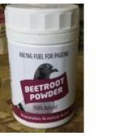 Beetroot Powder Racing Fuel For Pigeons 100g Tub
