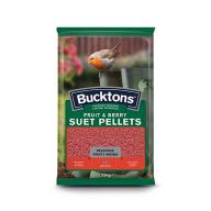 Bucktons Suet Pellets Fruit & Berry - 12.55kg