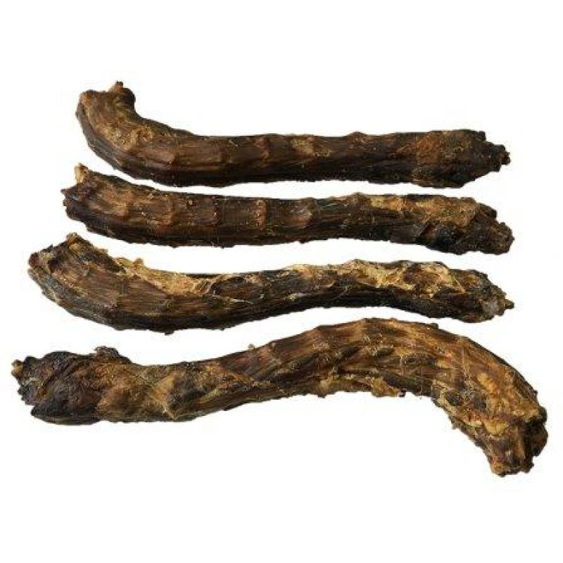Natural Dried Duck Necks 3 Pieces per Pack