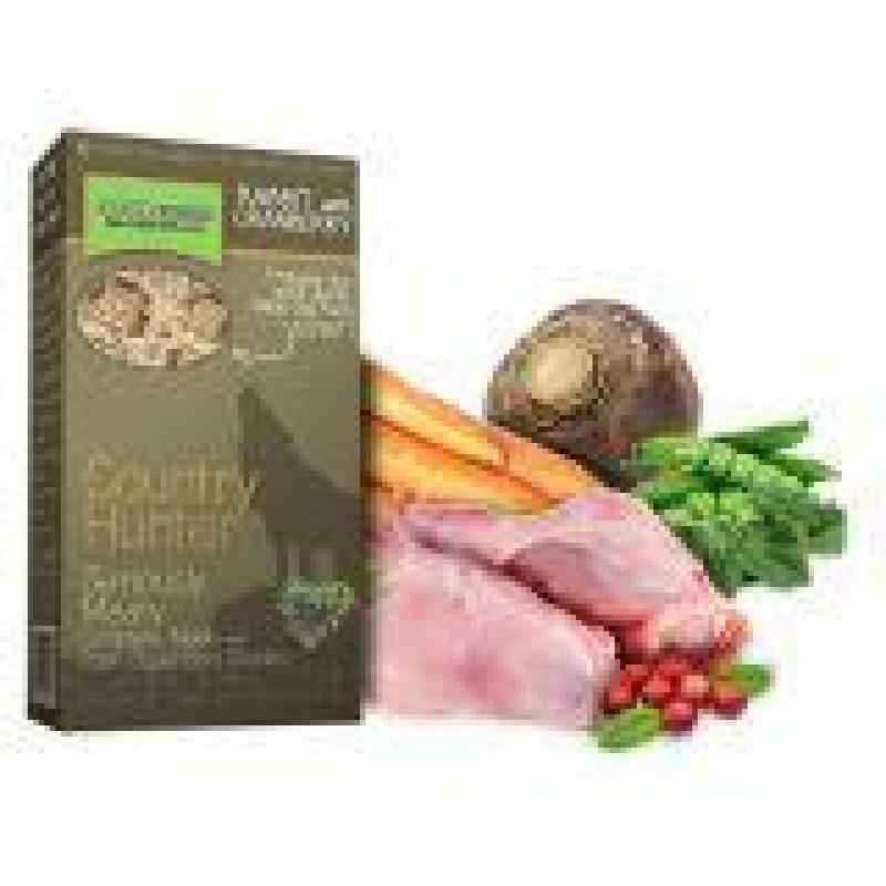 NATURES MENU COUNTRY HUNTER SERIOUSLY MEATY RABBIT WITH CRANBERRY 700g