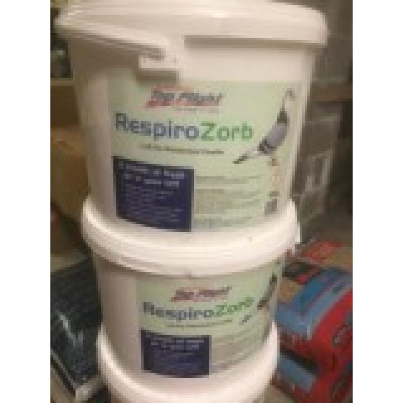 Top Flight Respiro Zorb Loft Dry Disinfectant 10kg By Bamfords